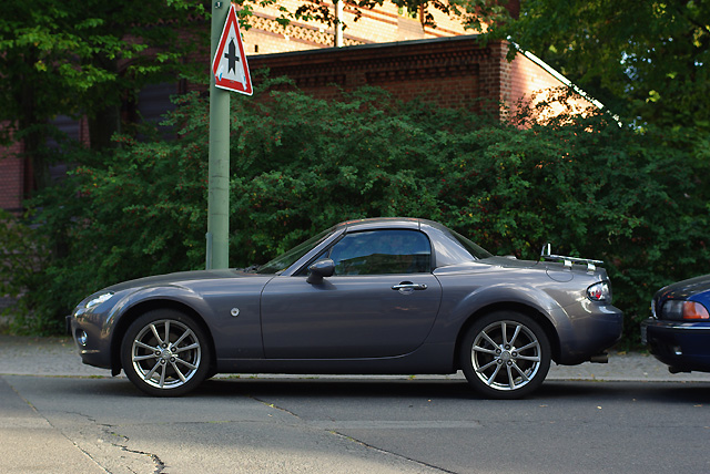 mazda mx 5 nc roadster coup martin in berlin. Black Bedroom Furniture Sets. Home Design Ideas