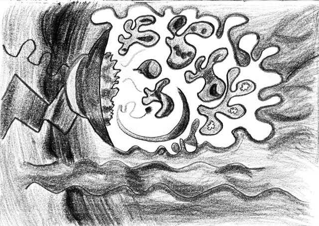 zeichnung_2013-09-13_i'll-be-here-i'll-be-around_klein